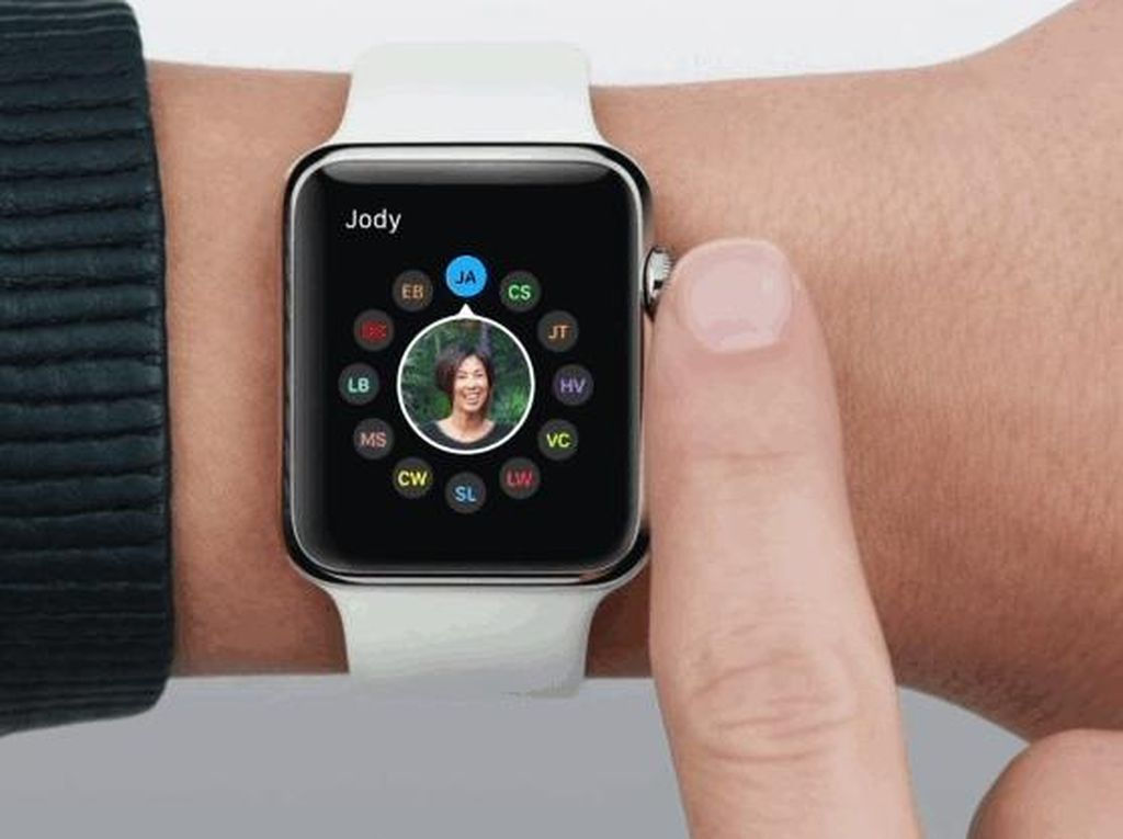Aplikasi Apple Watch Mulai Kendor