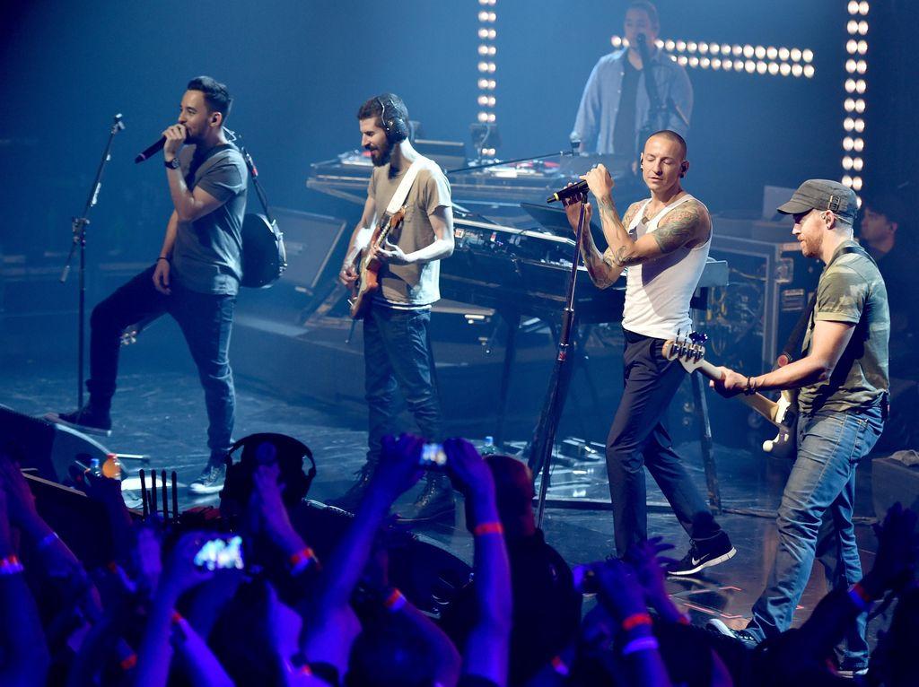 Jual 200 Alat Musiknya, Linkin Park Bubar?