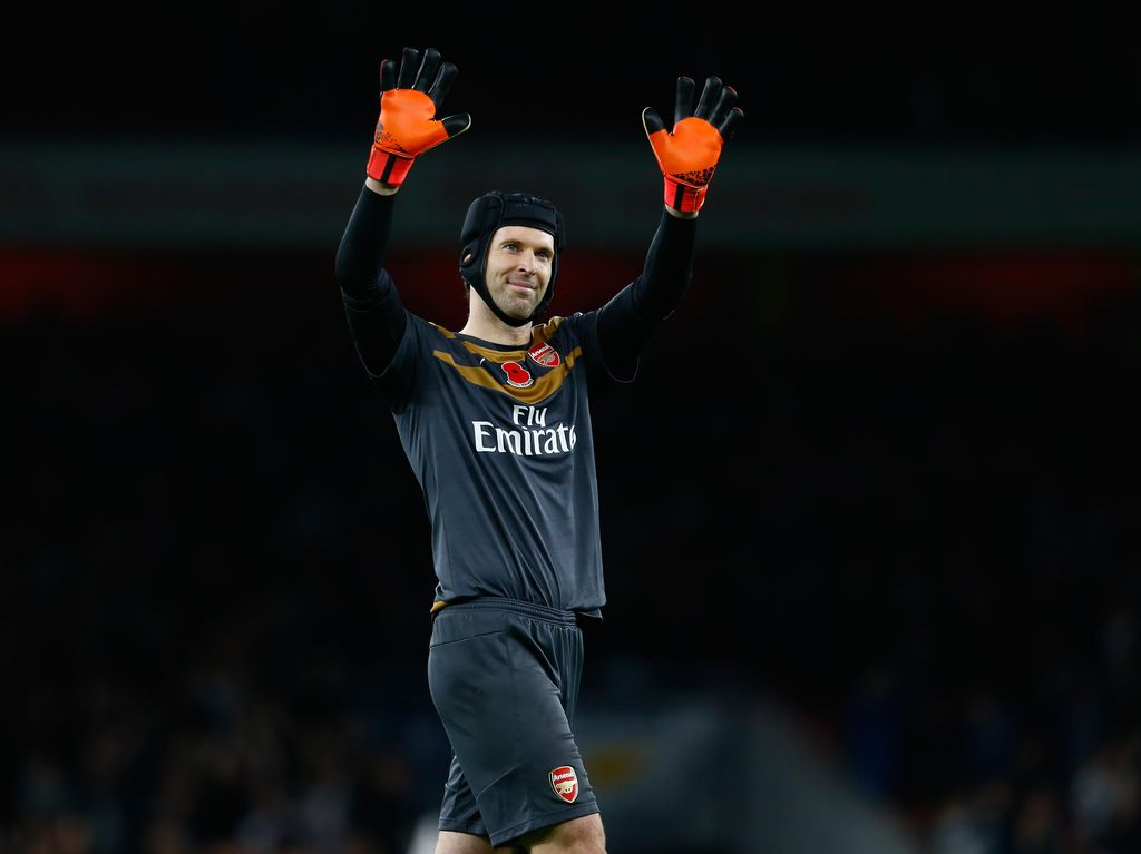 Golden Glove Premier League Jadi Milik Petr Cech