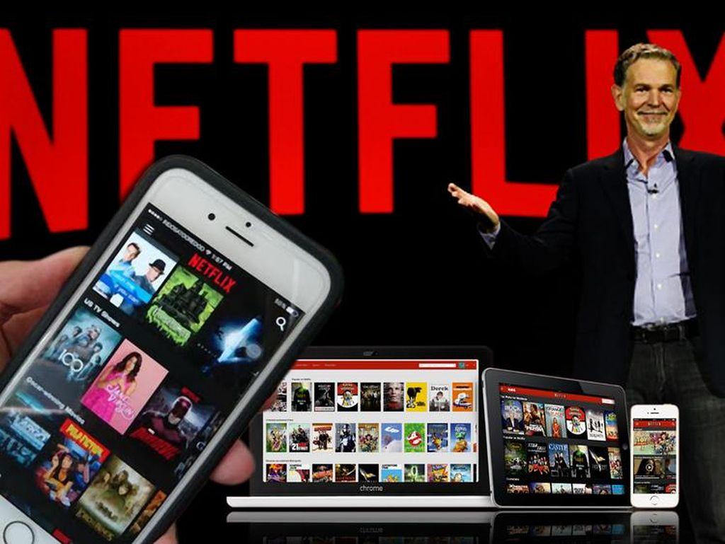 BRTI Kebut Aturan Konten di Tengah Polemik Netflix