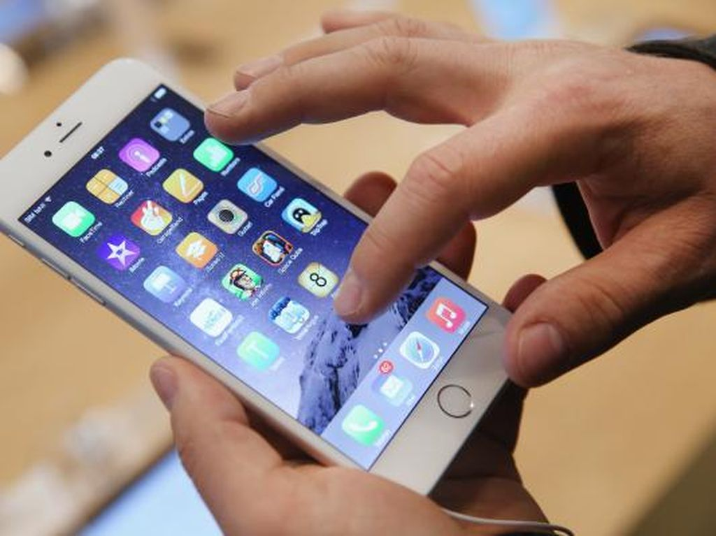Google Habiskan Rp 13,8 Triliun Agar Dipakai iPhone