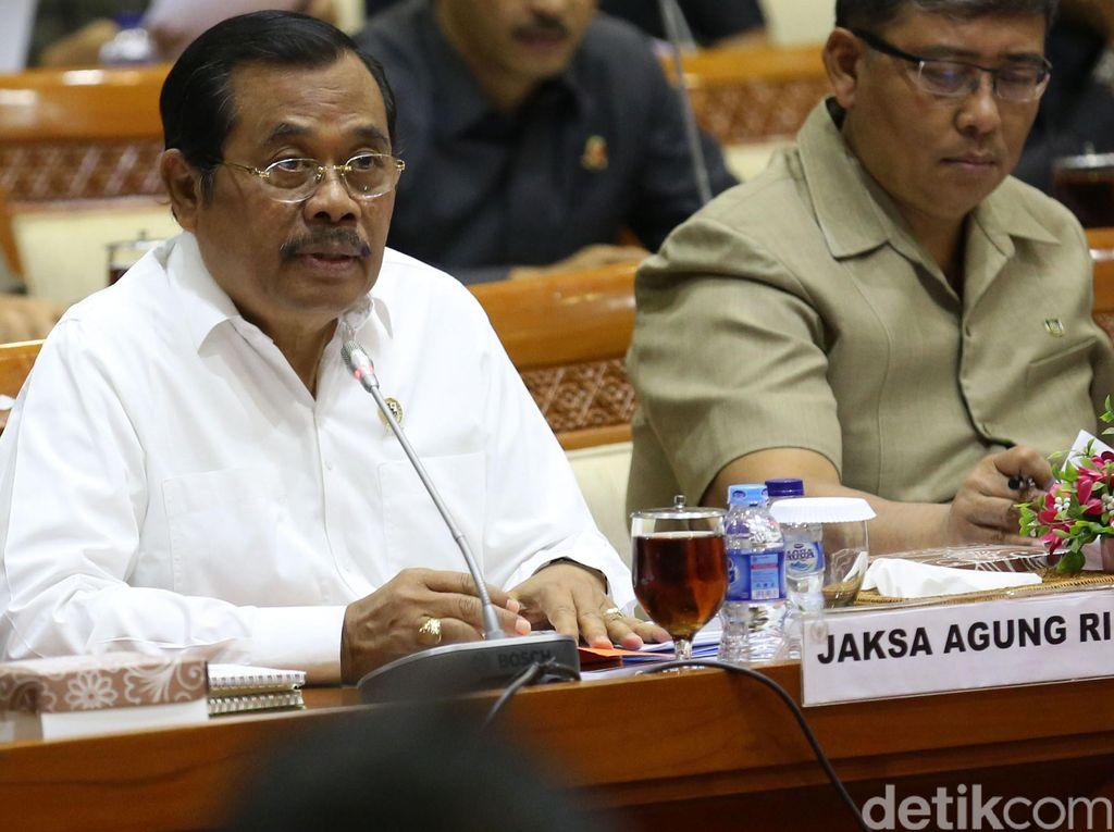 Jaksa Agung Dukung Usul Buwas TPPU Narkoba untuk Dana Operasional BNN