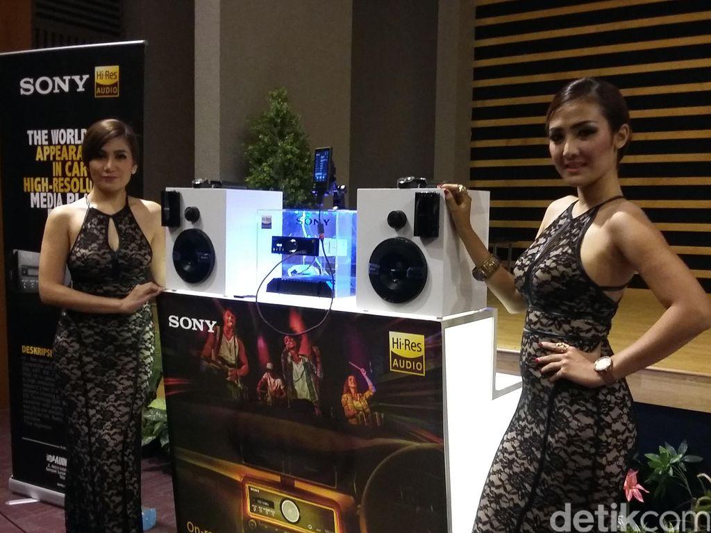 Ini Beda Car Audio Sony di Indonesia, Jepang, AS dan Eropa
