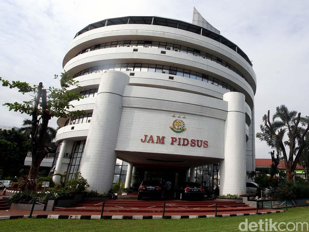 Ikut Terjaring OTT KPK, 2 Jaksa Kejati DKI Dicopot dari Jabatan