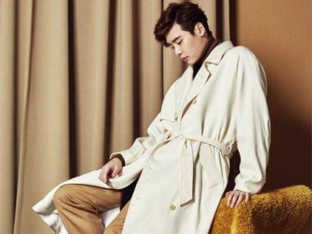 Lee Jong Suk Pindah ke Manajemen G-Dragon