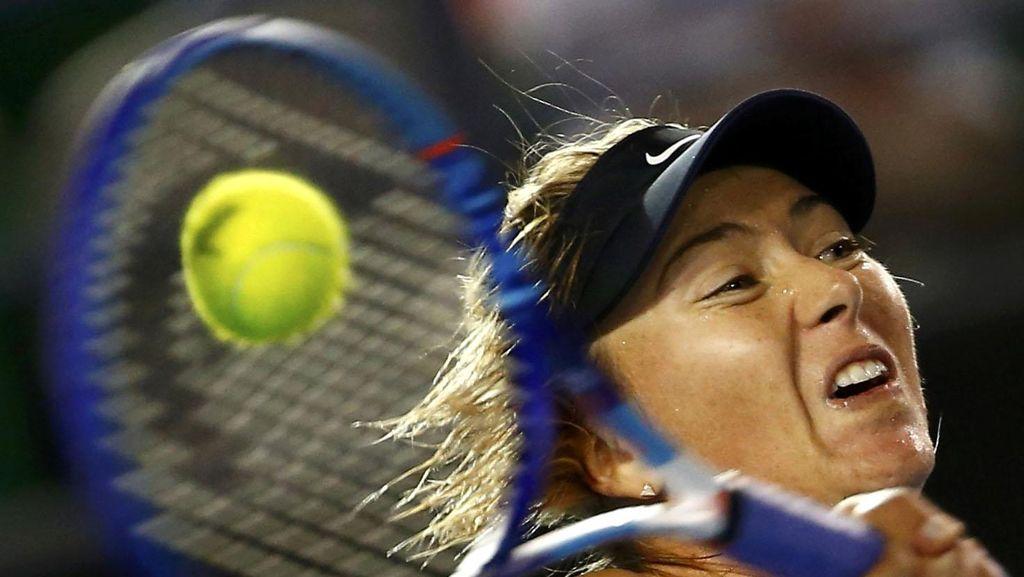 Sharapova Melaju ke Babak Ketiga Australia Terbuka