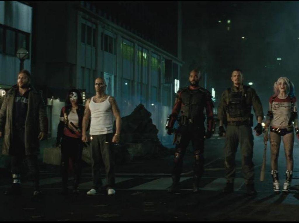 Bersiap untuk Suicide Squad 2, Skenarionya Telah Rampung