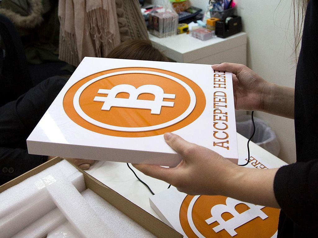 Bitcoin Senilai Rp 6,3 Triliun Diborong Sosok Misterius