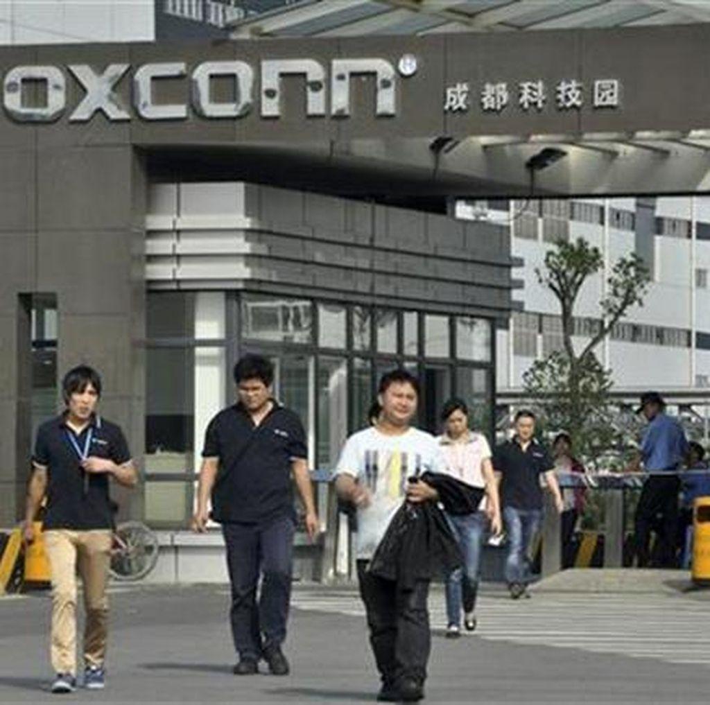 Foxconn Bangun Pabrik LCD Rp 117 Triliun