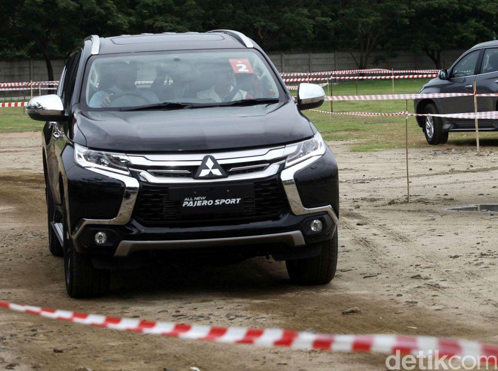 Mitsubishi Bersiap Luncurkan Pajero Sport