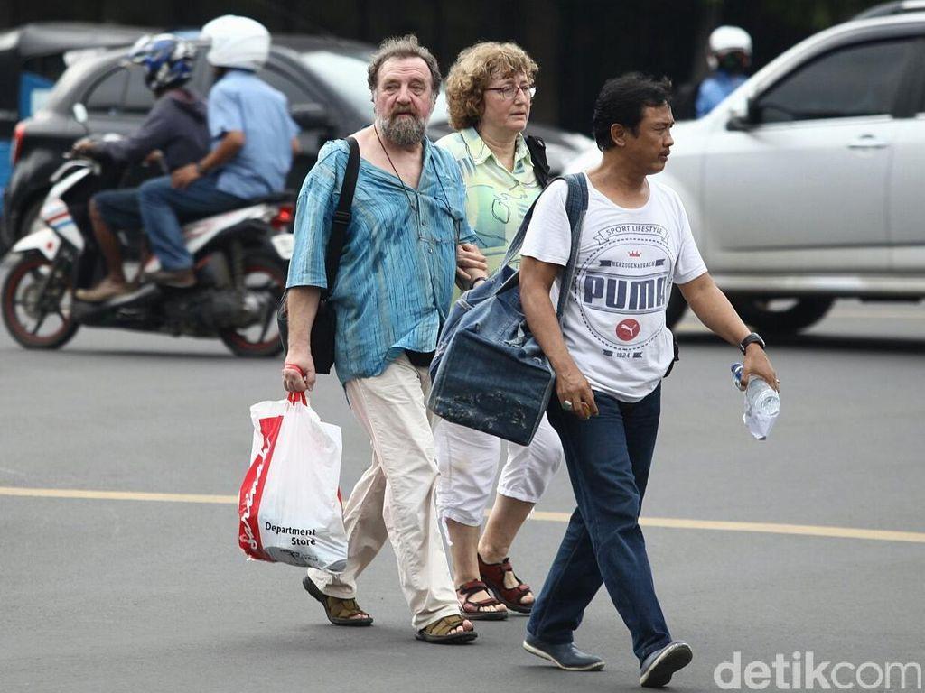 Usul Pengusaha: Turis Belanja Rp 1 Juta Sudah Dapat Kembalian Pajak