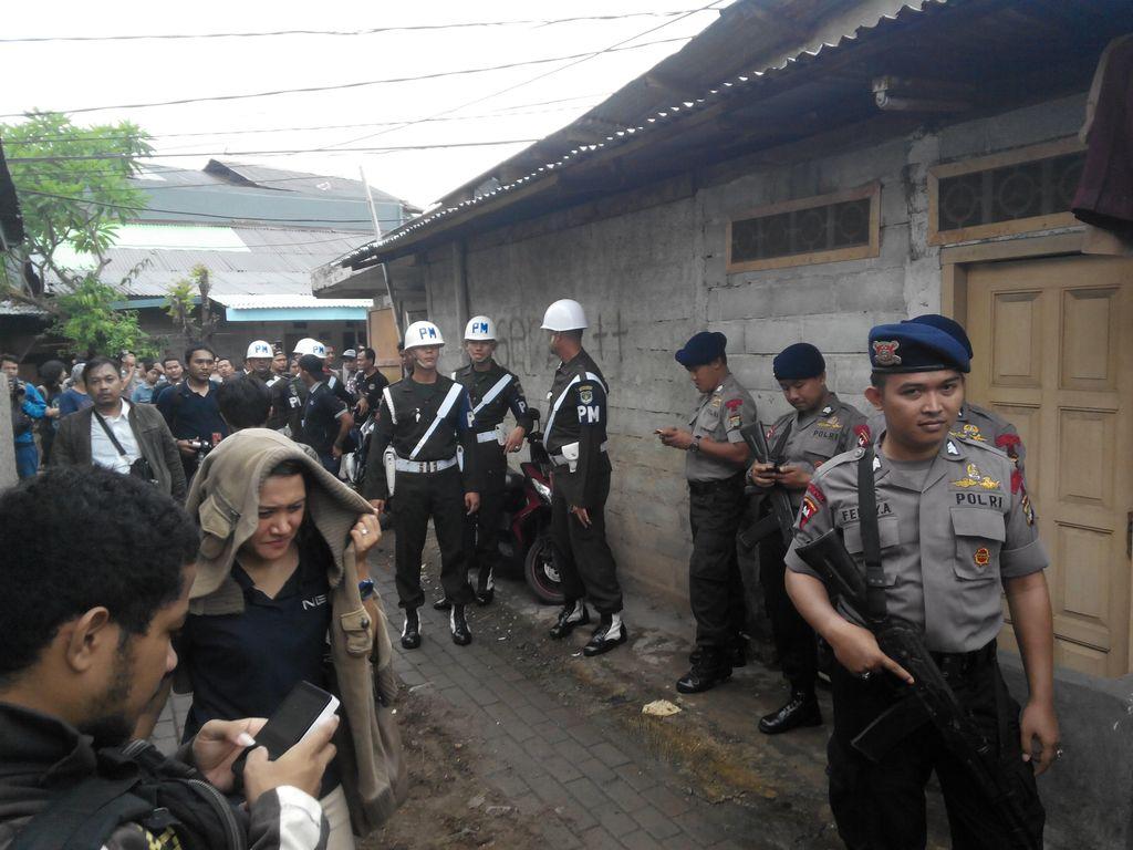 Polisi Kembali Gerebek Bandar Narkoba, Kali Ini di Kampung Ambon