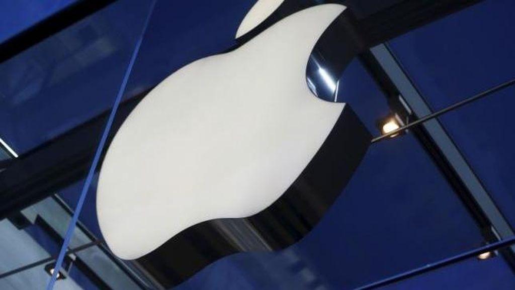Kantor Pusat Apple Diselimuti Lumpur