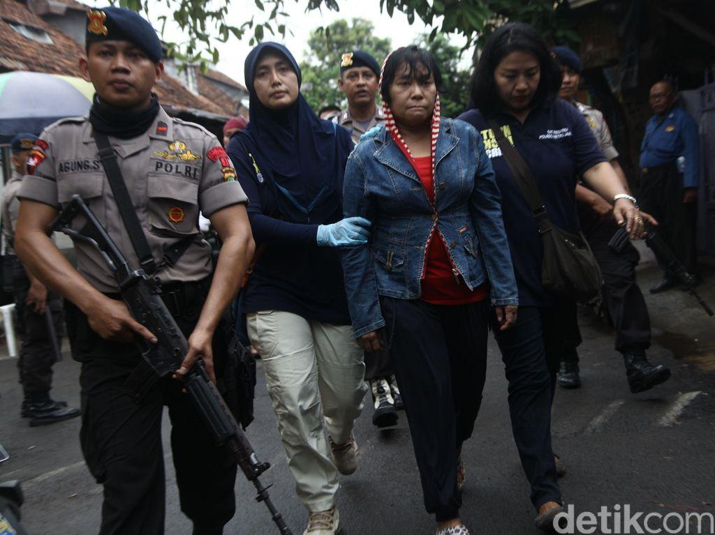 Berantas Kampung Narkoba, Polda Metro Gelar Operasi Fajar