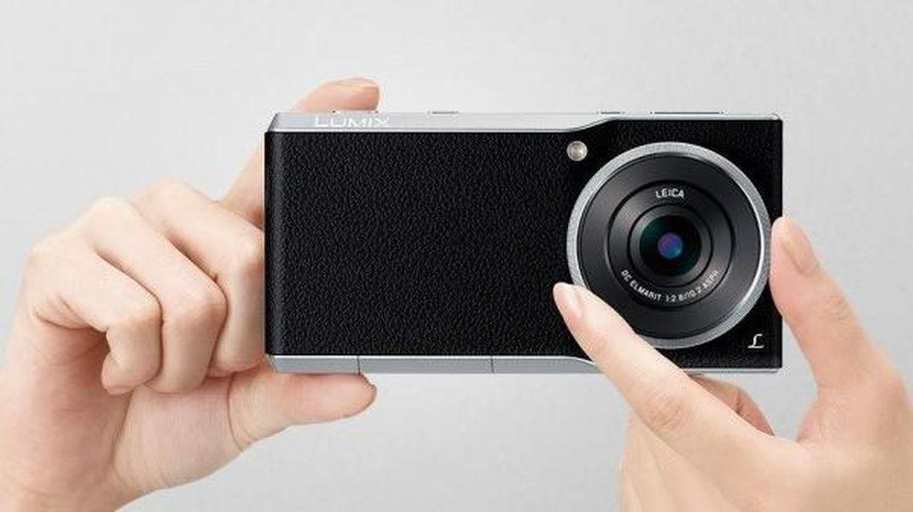 Kamera Rasa Smartphone Panasonic