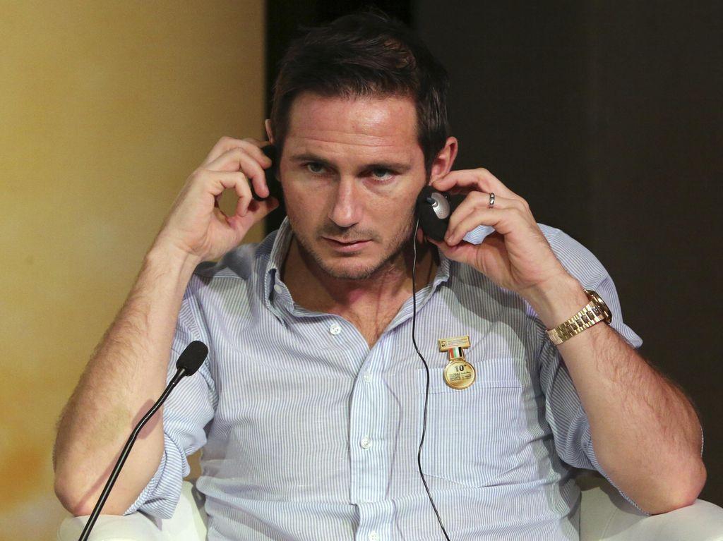 Lampard: Pemain Chelsea Harus Lebih Berani Lagi