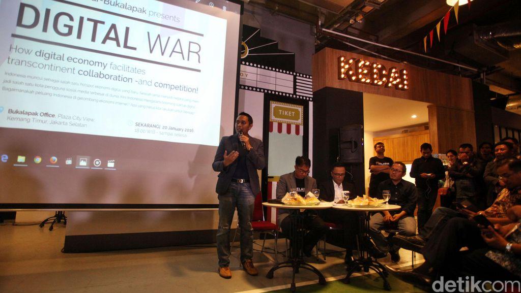 Diskusi Perang Abad Digital