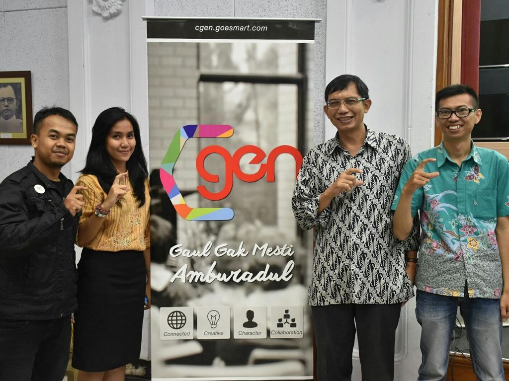 Rambah Bogor, C-Gen Ikut Bangun Smart City