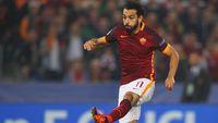 Reuni Mohamed Salah dengan AS Roma