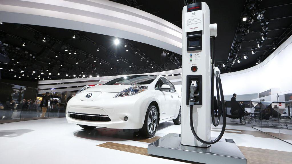 Saat Mobil Listrik Jadi 'Power Bank' untuk Keadaan Darurat