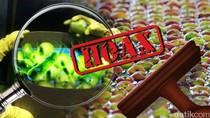 Benarkah Apel Impor Tercemar Bakteri Mematikan?