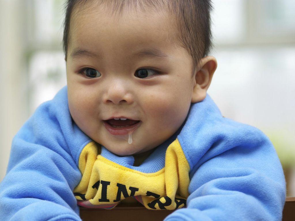 Berbagai Penyebab Bayi Ngeces