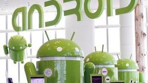 Kesuksesan Seorang Wanita di Balik Kepopuleran Logo Android