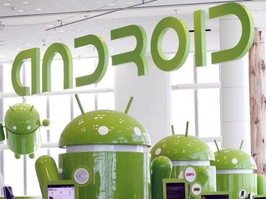 Ribuan Aplikasi Android Jahat Bersarang di Play Store