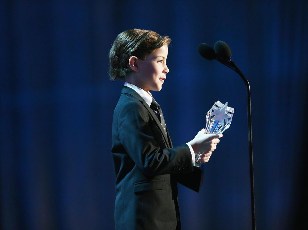 Aktor Cilik Jacob Tremblay Bersaing dengan Brie Larson di SAG Awards