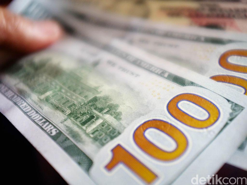 Digencet Lagi, Dolar AS Pagi Ini Sudah Rp 13.640