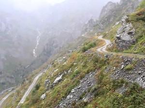 Ngeri! Ada Jalan Tol Neraka di Turki