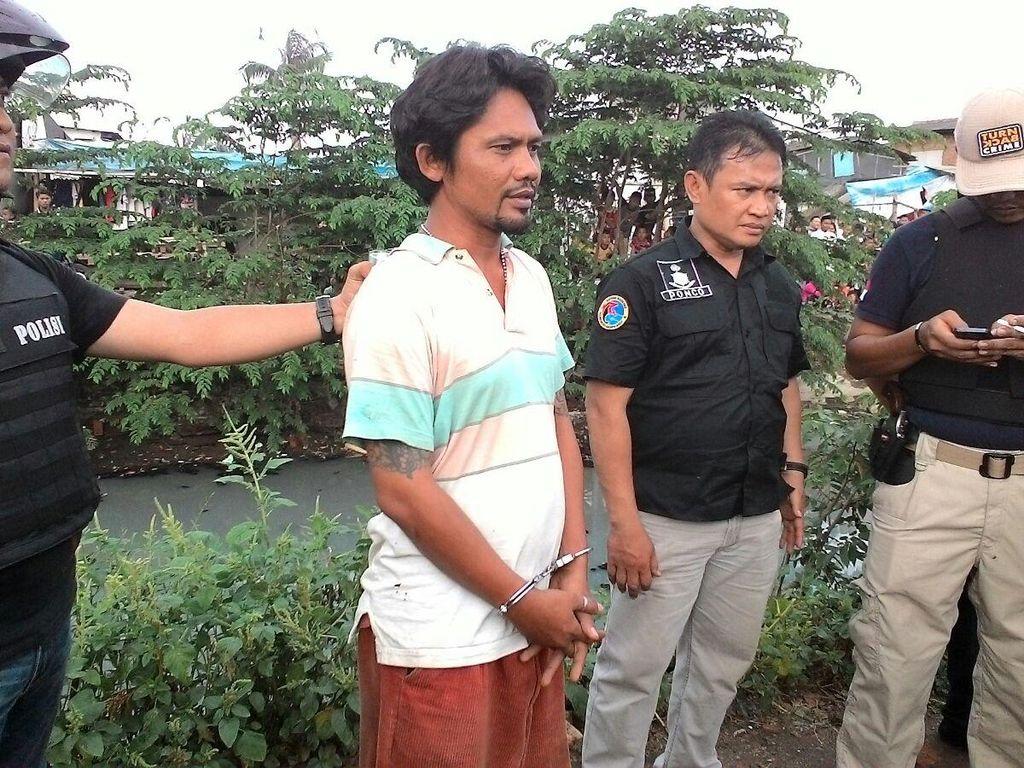 1 Orang Ditangkap Dalam Penggerebekan di Kampung Ambon