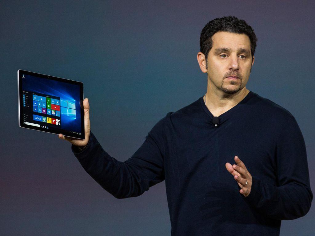 Microsoft Garap Surface Pro 5, Layarnya 4K