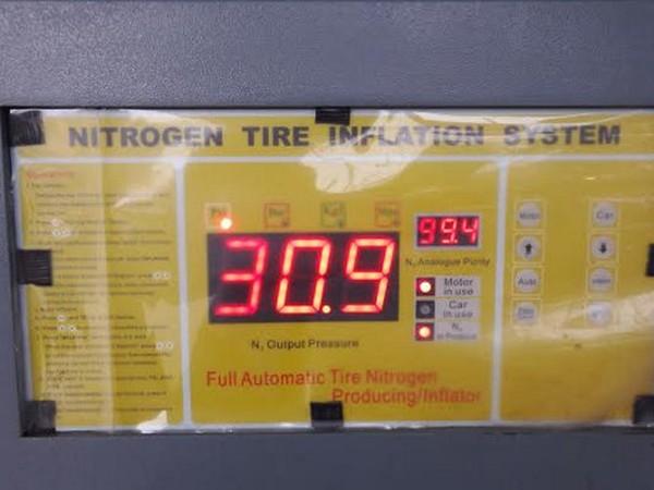Ilustrasi tekanan ban. Foto: Istimewa