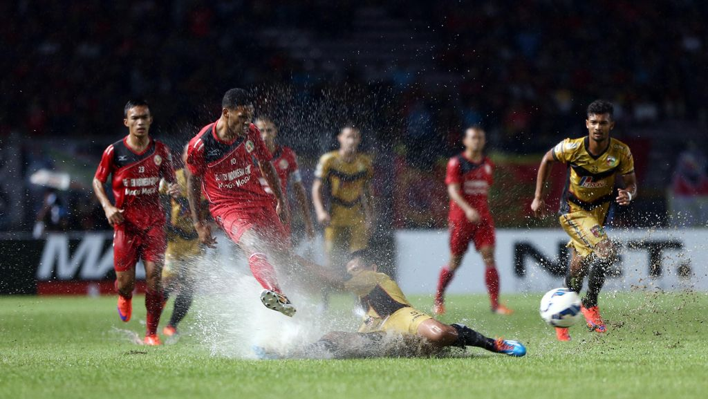 Mitra Kukar Juara, Suporter Pulang Tertib dari GBK