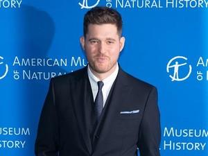 Michael Buble Ungkap Kemajuan Kesehatan Anak Pasca Divonis Kanker