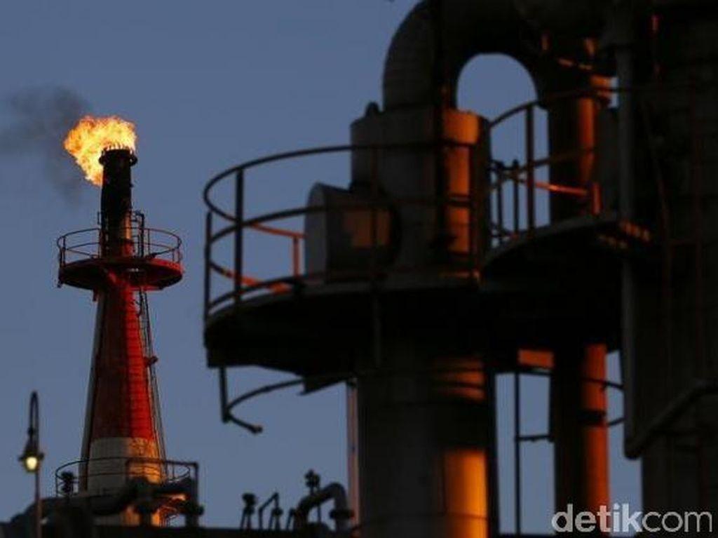 Harga Gas di Sei Mangkei Turun Jadi di Bawah US$ 10/MMBTU di 2021