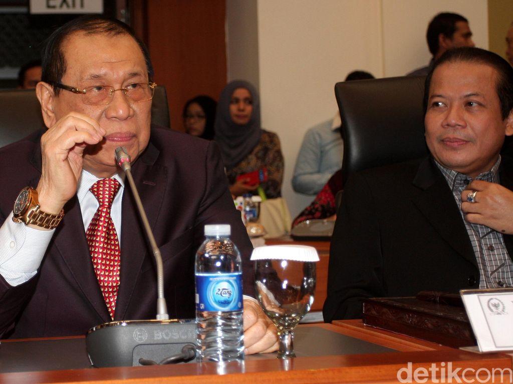 Rapat Komisi III DPR dan KPK, Bahas Kinerja hingga Undang-Undang
