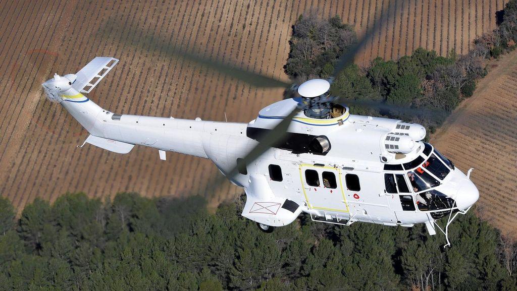 PTDI Ekspor Badan Helikopter ke Airbus Prancis