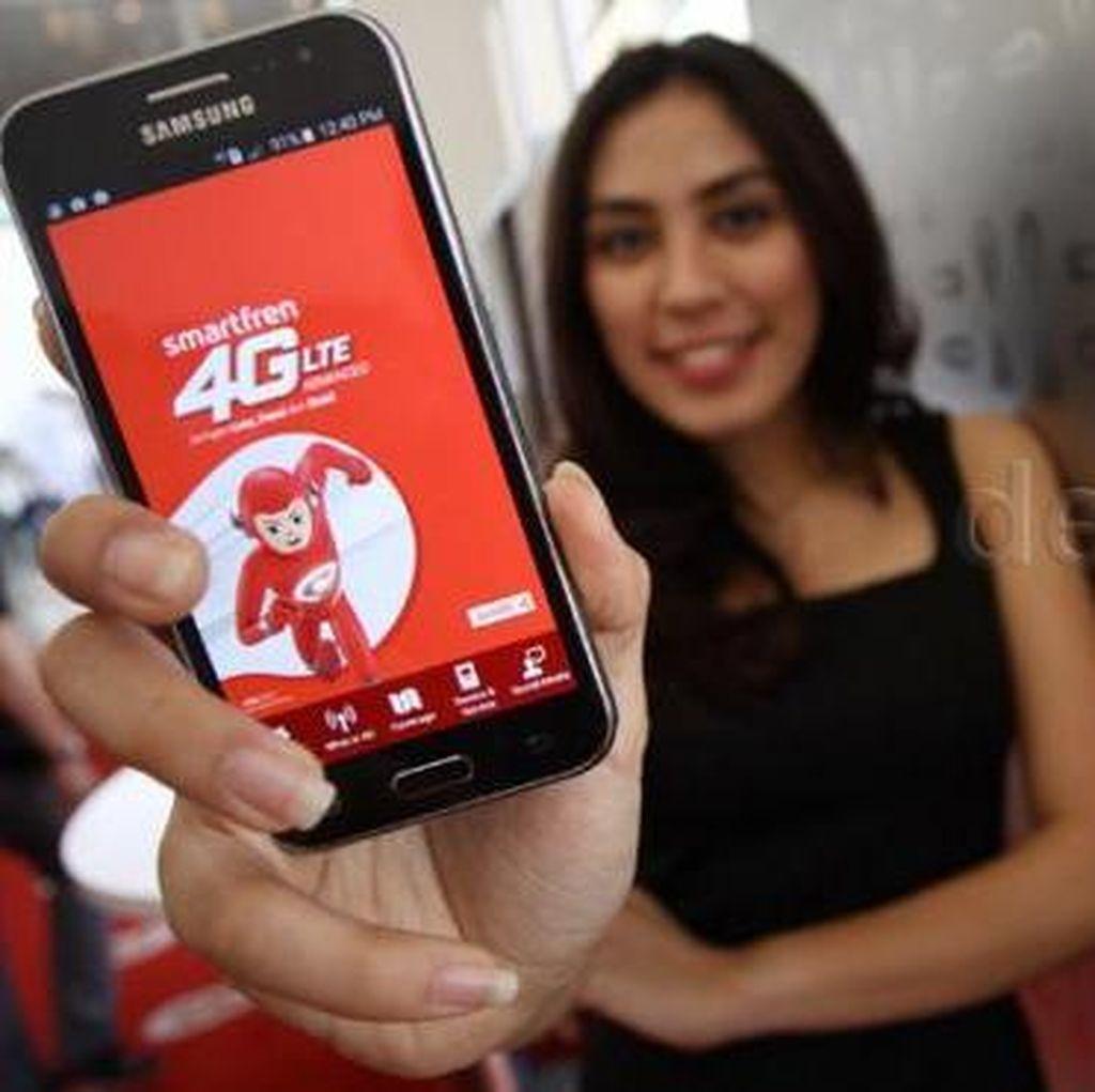 Smartfren Lirik Sisa Frekuensi 4G di 2,3 GHz