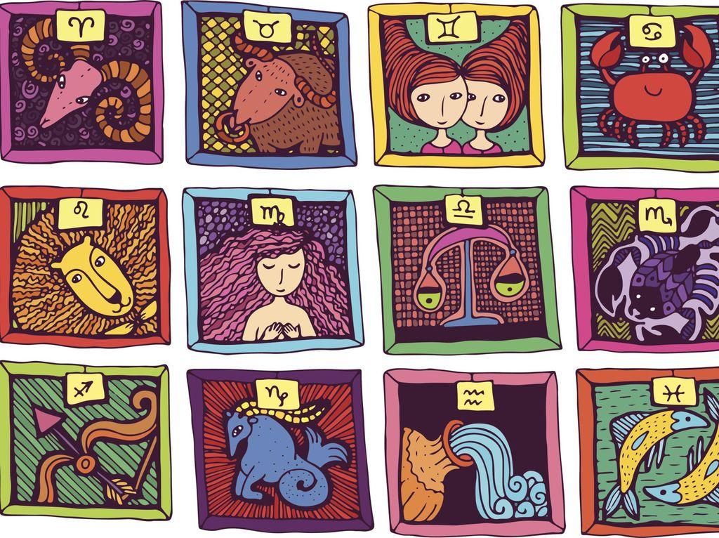 Ramalan Zodiak Hari Ini: Cancer Jangan Ragu, Libra Waspada Teman Dekat