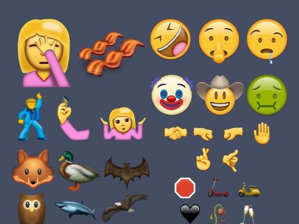 Edan! Emoji Kontroversial Pria Hamil Siap Dirilis