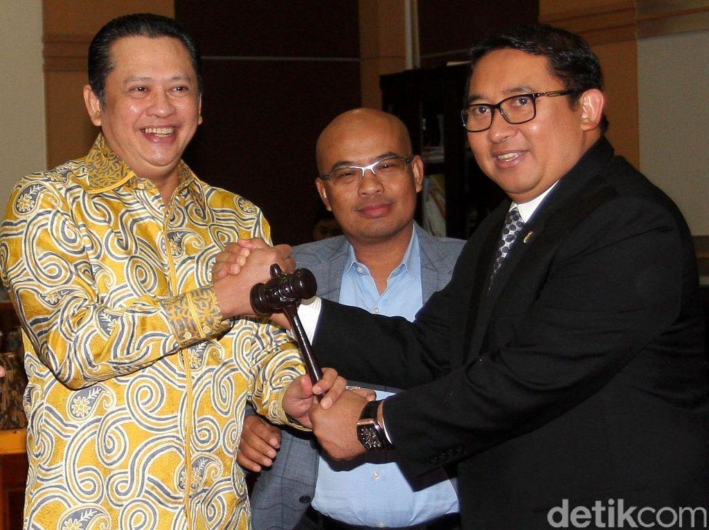 Bambang Soesatyo Jadi Ketua Komisi III