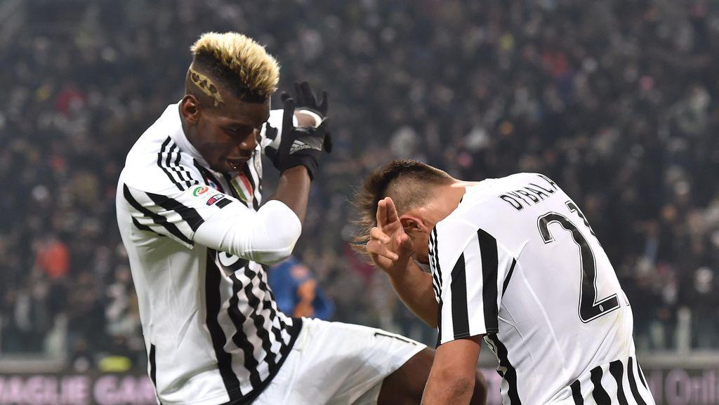 Tak Ada Pemain yang Lebih Besar dari Juventus