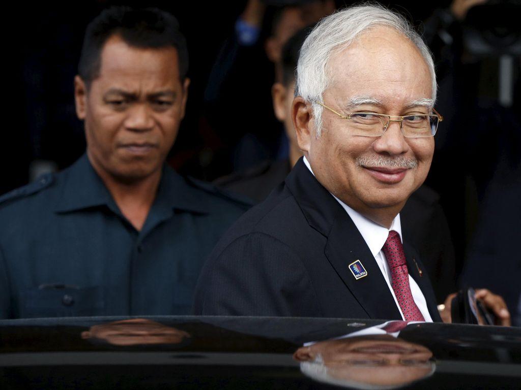 Terima Rp 9,4 T dari Arab Saudi, PM Najib Dinyatakan Bersih dari Korupsi