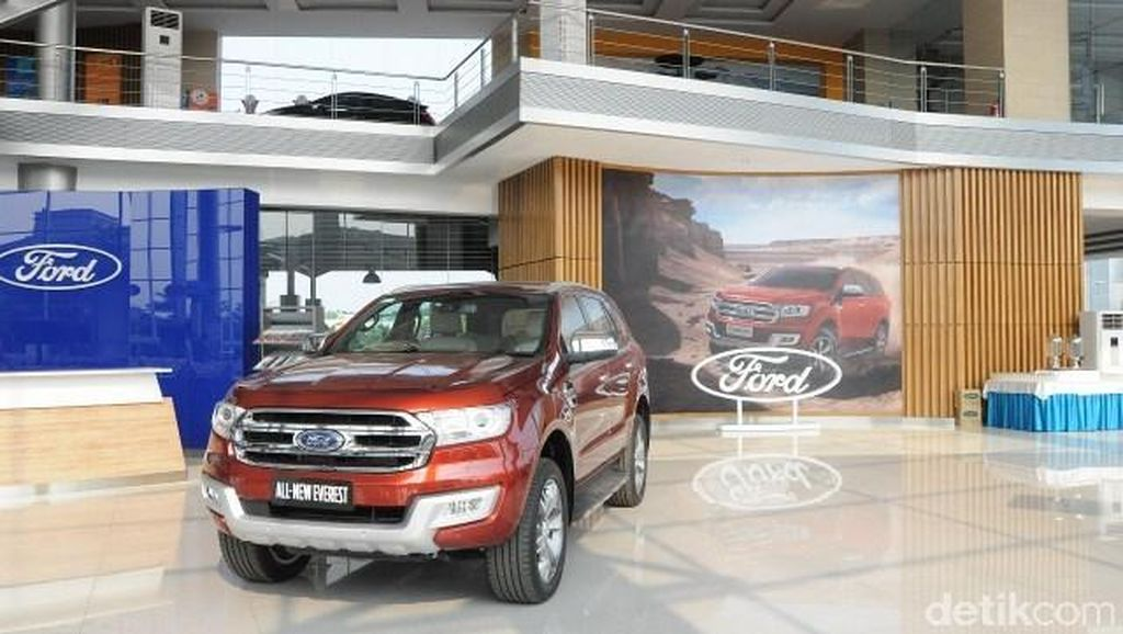 RMA Group Rangkul 34 Diler Ford