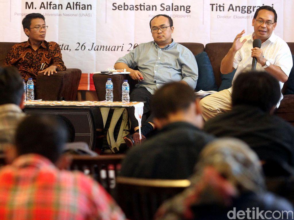 Diskusi Evaluasi Hasil Pilkada 2015