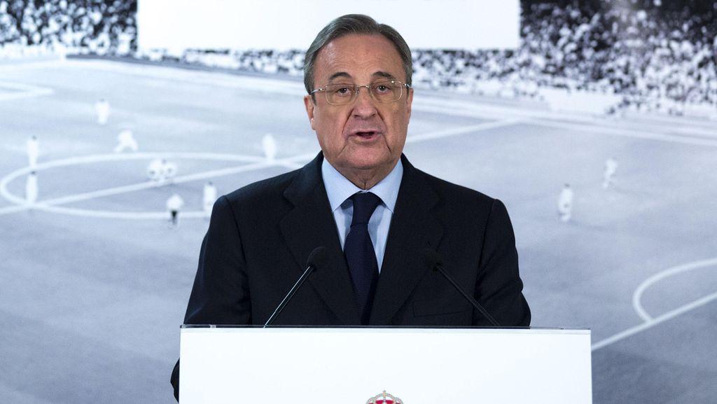 Presiden Madrid Tanggapi Cibiran Pique