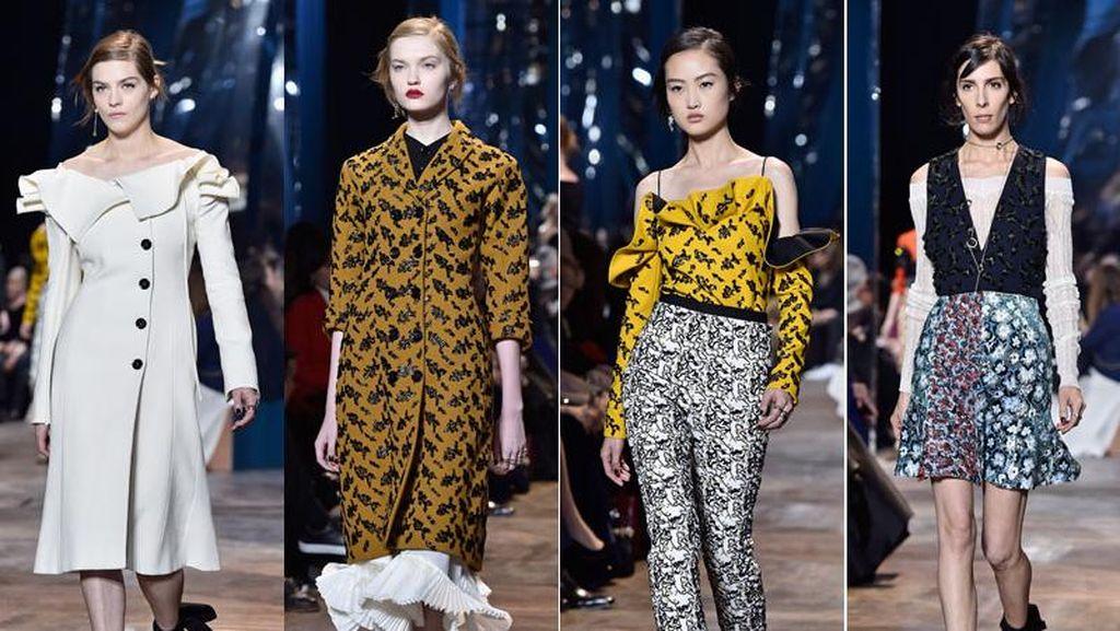 Foto: Koleksi Couture Perdana Dior Tanpa Creative Director