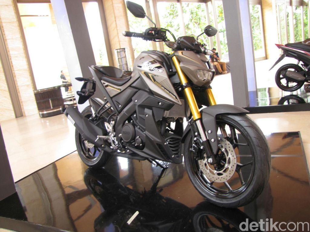 Ekspor Motor Yamaha Buatan Pulo Gadung Naik 14 Kali Lipat!